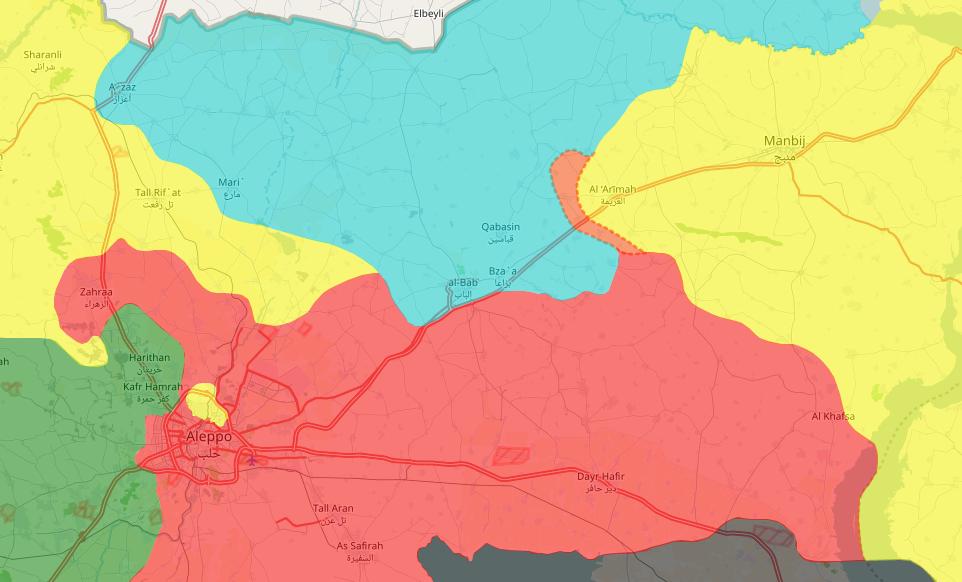 North Syria